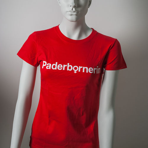 "T Shirt - ""Paderbornerin"""