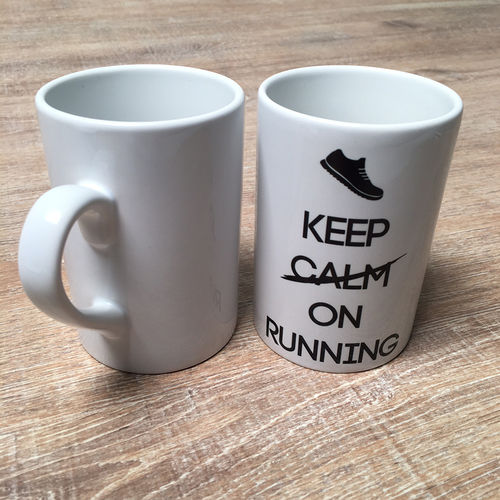 "Tasse - ""Keep on Running"""